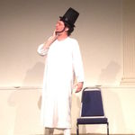 Neil Keery as Abraham Lincoln